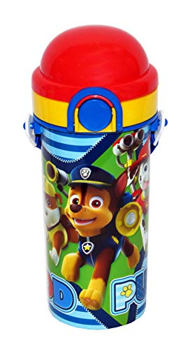 Fun Kids 1669-359 Cantimplora Paw Patrol Niño 500 ml