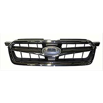 Partslink Number SU1200127 OE Replacement Subaru Forester Grille Assembly Unknown