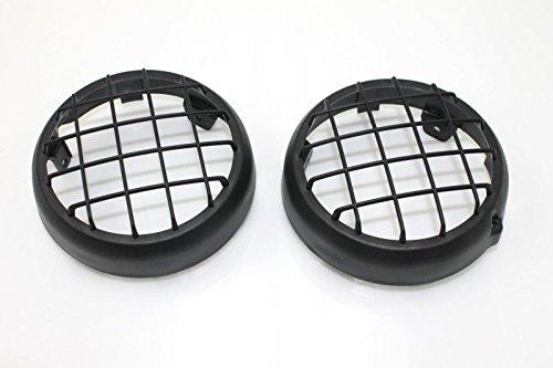 New OEM Headlight Covers Guards For Yamaha Banshee Warrior Wolverine 350
