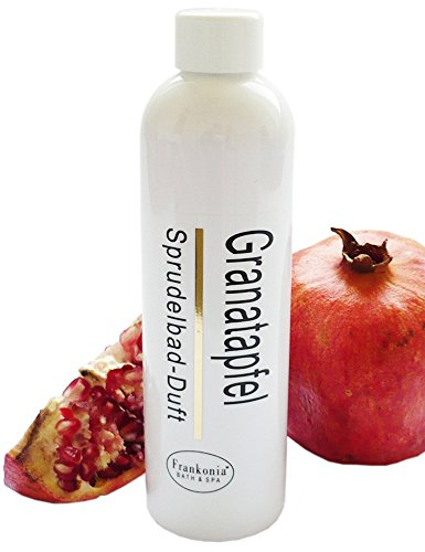 Lashuma Whirlpool Badezusatz Granatapfel Sprudelbad-Duft, Konzentrat 230 ml