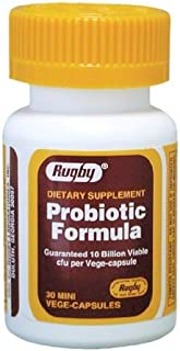 Probiotic Formula, 30 Capsules, Watson Rugby