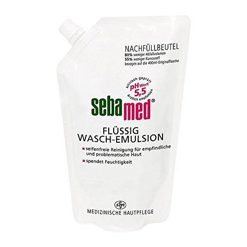 SEBAMED flüssig Waschemulsion Nachf.Pckg. 400 ml