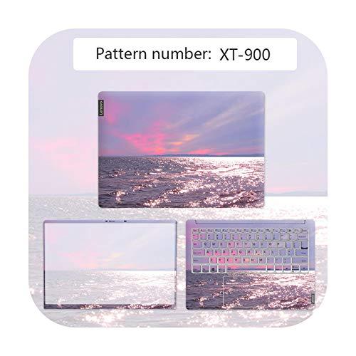 Funda para ordenador portátil con diseño de paisaje impermeable para Lenovo G40 80/Flex 3 1570/YOGA 710/Ideapad 330C etc. Película antiarañazos XT-900-FLEX 2 14D