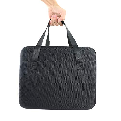 Black Carrying Bag Protective Case Compatible for DEWALT DCC020IB 20V Max Inflator with Battery and Charger