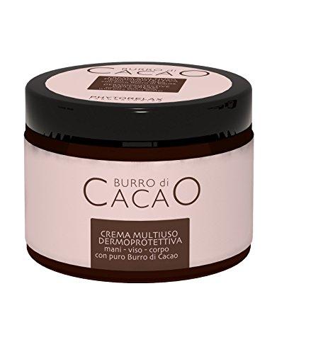 Phytorelax Laboratories Cocoa Butter Dermoprotettive Crema - 250 ml