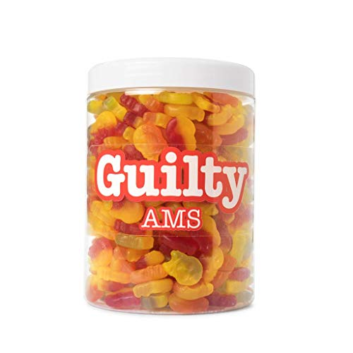 Guilty Candy Store – 1kg Fruit Mini Skulls