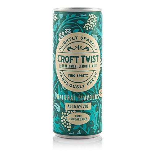 Croft Twist Vino Fino D.O. Jerez - Lata 250 ml