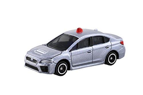 トミカ No.2 スバル WRX S4 覆面パトロ-ルカー (BP)