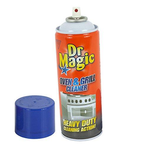 Dr horno mágico y limpiador de parrilla, pack de 1