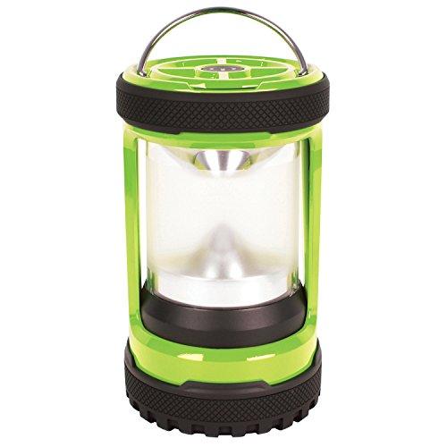 COLEMAN Battery Lock Push 200 lumens Lanterne électrique Mixte, Vert