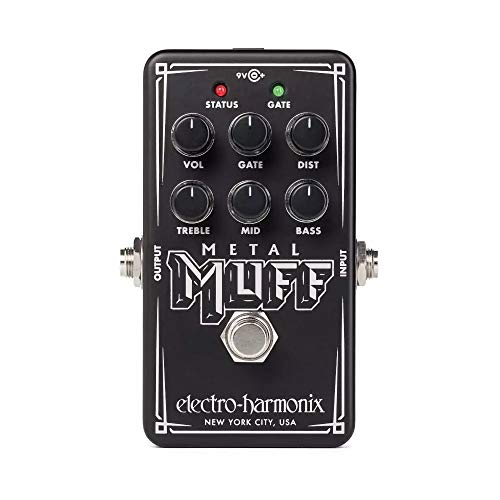 Electro-Harmonix Nano Metal Muff - Distortion with Noise G