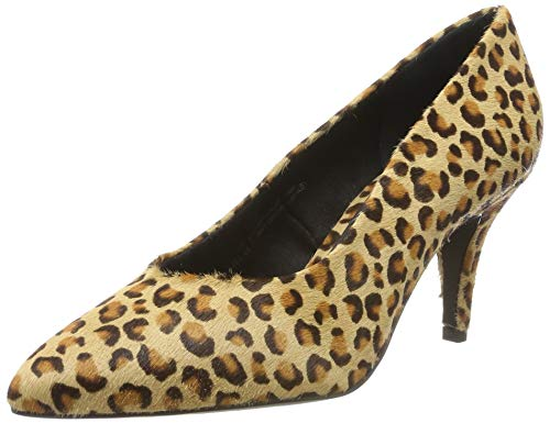 bugatti Damen 412688711900 Pumps, Mehrfarbig (Animal Print 8200), 38 EU