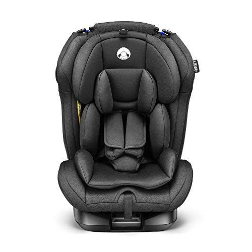 Cadeira Para Auto Litet Smart 360 Isofix Preta - BB763, Litet, Preta