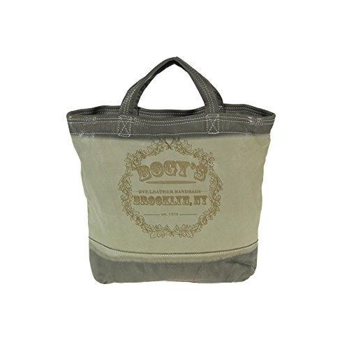 Brooklyn New York borsa di Bogy Vintage sguardo di pietra verde