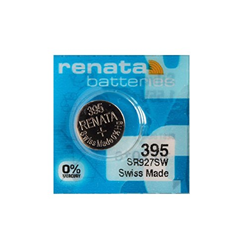 Batterie Silberoxyd Renata 395, 1er