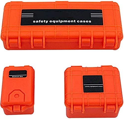 Trx4 Axis 90046 Roof 1/10 Ratio Accesorios remotos Mini caja de herramientas tronco Rc Accesorios decorativos Tronco