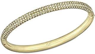 Swarovski Women Metal and Crystals Bangle, 4.5 inch - 5032848