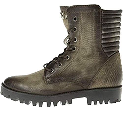 Mjus Lacets Boots 556219–8330–6042 Taupe - Marron - Taupe, 36