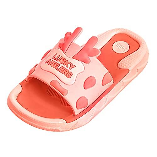 YWLINK Chanclas De Playa Zapatos De Piscina Para NiñA NiñO Sandalias Verano Antideslizante Zapatillas De BañO Casa Chanclas Sandalias Playa Zapatillas De NiñO Para Antideslizantes Zapatillas Piscina