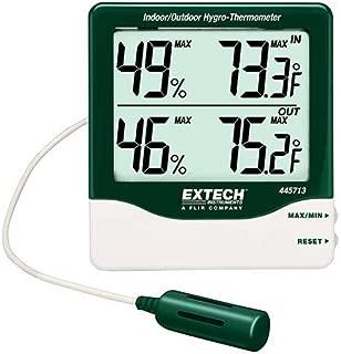Extech 445713: Big Digit Indoor/Outdoor Hygro-Thermometer
