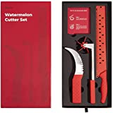 Riveira Watermelon Slicer Windmill Cutter Carving Knife 12-Inch...