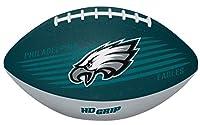 Rawlings NFL Philadelphia Eagles 07731080111NFL Downfield Football (All Team Options), Green, Youth