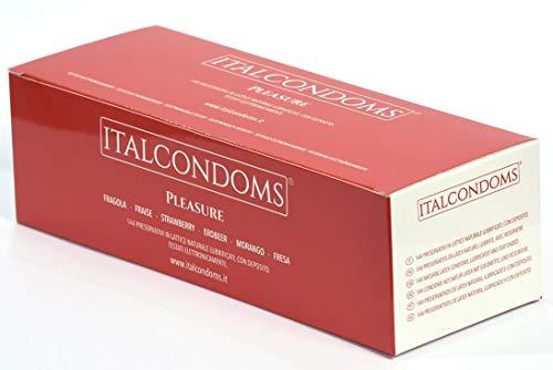 Italcondoms Preservativo Italcondoms Fresa 144 Unidades 410 g