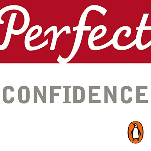 Perfect Confidence audiobook cover art