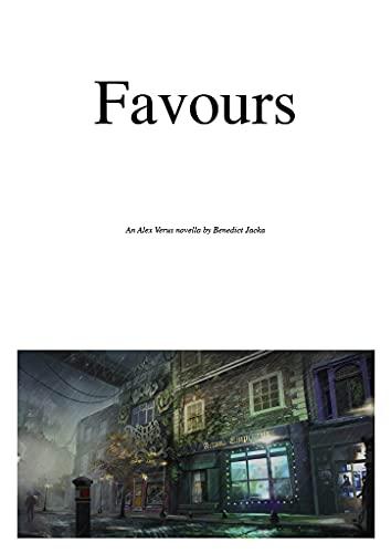 Favours (The Alex Verus Series)
