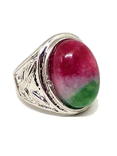 yigedan Tibetischer Ring, handgeschnitzt, Yin Yang Tai Chi, natürlicher alter Achat