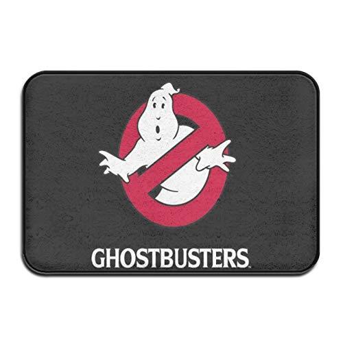 The Real Ghostbusters - Felpudo para entrada al aire libre, antideslizante, lavable, diseño de los cazafantasmas