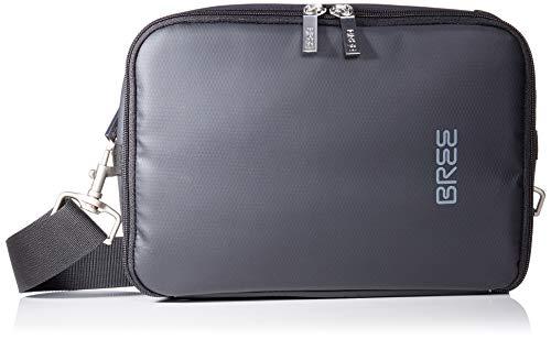 BREE Collection Unisex-Erwachsene Punch 730, Ipad Case Scheckbuchhülle, Schwarz (Black), 5x19x26 cm