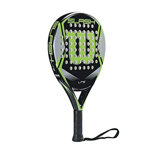Wilson Slash Lite Padel/POP Tennis Paddle (BK/GR)