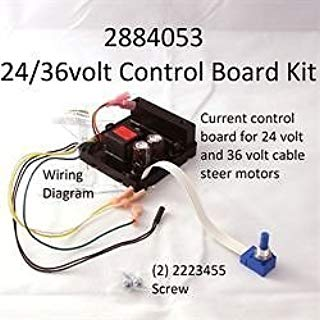 Minn Kota Maxxum Trolling Motor Foot Control Board #2884053