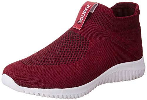 Bourge womens Micam-z54 Running Shoes