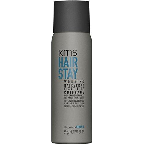 KMS California Hairstay Working / Trockenes Spray, 75 ml
