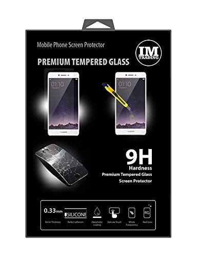 ENERGMiX Premium Tempered SCHUTZGLAS kompatibel mit Oppo R7S // Panzer Hartglas Schutz Glas extrem Kratzfest Sicherheitsglas