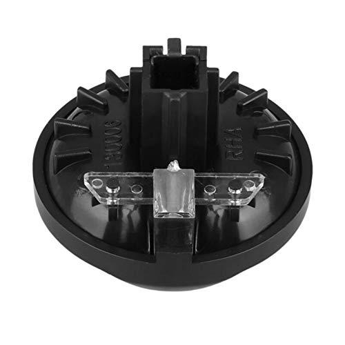 YTGUEVKDH Parti Pulsante Interruttore Auto 3pcs Kit di Sostituzione del condizionatore d'Aria del riscaldatore Knob
