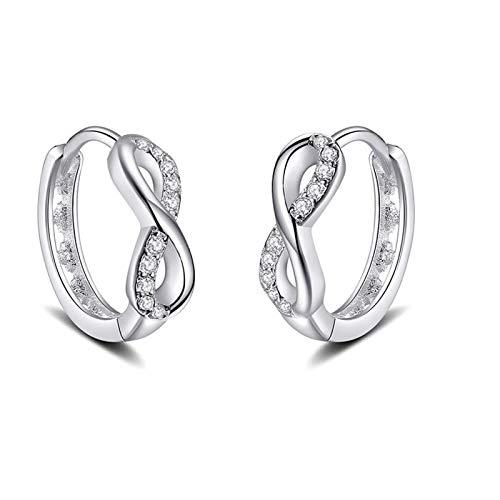 Earrings, hooks, pendants, decoration, buckles, jewelry, accessories, 9258 word diamond ear hollow, mother wife, honey
