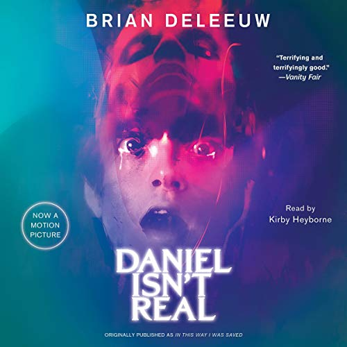 Daniel Isn't Real cover art
