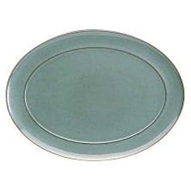Denby Regency Green Oval Platter