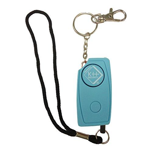 kh security Personenschutzalarm 24/7 soft Touch (Blau) , 1 Stück, , 100214