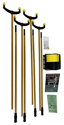 Allen R. Shuffleboard Premium Shuffleboard Set