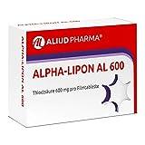 ALPHA-LIPON AL 600 Tabletten zur Behandlung von Missempfindungen bei diabetischer Nervenschädigung, 100 St. Tabletten
