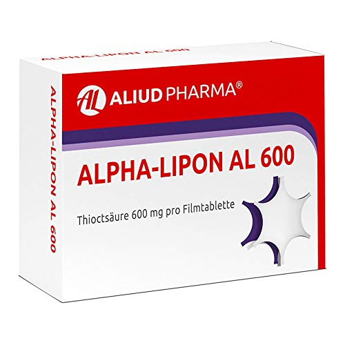 Alpha Lipon AL 600, 100 St