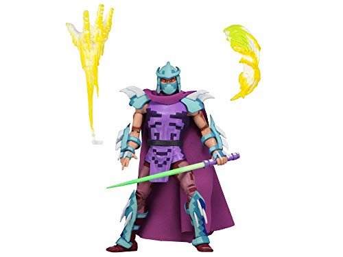 NECA TMNT Turtles in Time: Shredder 7 Inch Action Figure