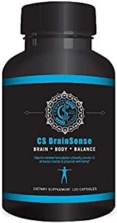 BrainSense by Common Sense for Brain Body Balance and Optimal Mental and Physical Well-Being