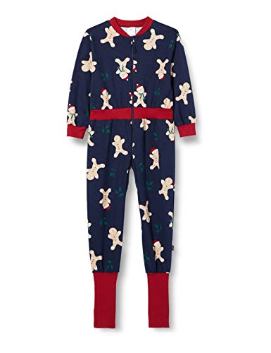 CALIDA Unisex Baby Family & Friends Pyjamaset, Rio red, 104