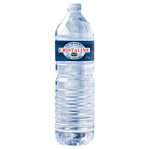 Cristaline 1,5L (pack de 24)