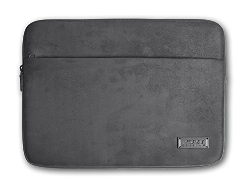 PORT DESIGNS Milano MacBook Pro 13 '' Funda para portátil de 11/12', Gris